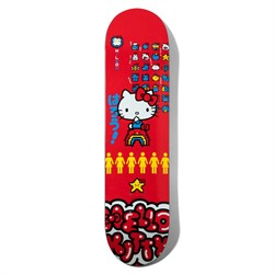 Girl Wilson Hello Kitty 7.875 Skateboard Deck
