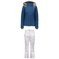 Obermeyer Tuscany II Jacket ​+ Obermeyer Malta Pants - Women's