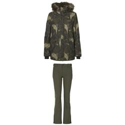 O'Neill Hybrid Cluster III Jacket + O'Neill Spell Pants - Women's