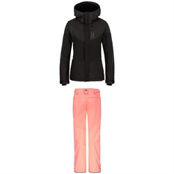 O'Neill Coral Jacket + O'Neill Star Insulated Pants - Women's