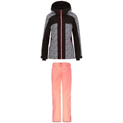 O'Neill Allure Jacket ​+ O'Neill Star Insulated Pants - Women's