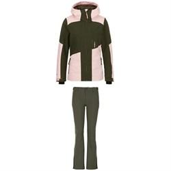 O'Neill Cascade Jacket + O'Neill Spell Pants - Women's