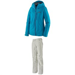 Patagonia Powder Bowl Jacket ​+ Powder Bowl Pants - Women's