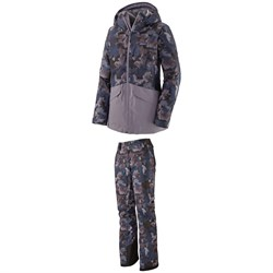 Patagonia Insulated Snowbelle Jacket ​+ Insulated Snowbelle Pants - Women's