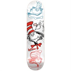 Almost Cat N Fish Yuri Facchini 8.0 Skateboard Deck