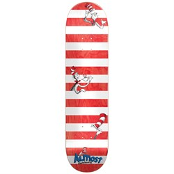 Almost Striped Cat Youness Amrani 8.125 Skateboard Deck