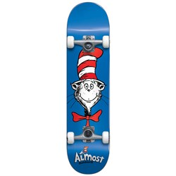 Almost Cat Face FP 7.875 Skateboard Complete