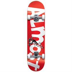 Almost Cat Push Youth FP 7.0 Skateboard Complete - Kids'