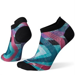 Smartwool PhD® Cycle Ultra Light Print Micro Socks - Women's