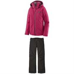 Patagonia Insulated Powder Bowl Jacket ​+ Powder Bowl Insulated Pants - Women's