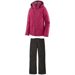 Patagonia Insulated Powder Bowl Jacket + Powder Bowl Insulated Pants - Women's