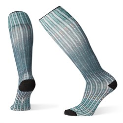 Smartwool Compression Virtual Voyager Print OTC Socks - Women's