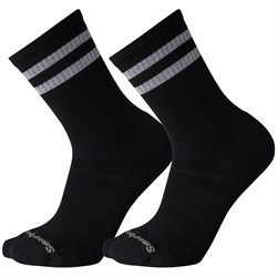 Smartwool Athletic Light Elite Stripe Crew 2-Pack Socks