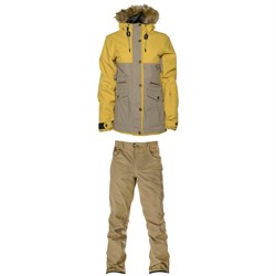 Saga Oxford Parka ​+ Saga Aspen Pants - Women's