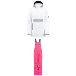 Spyder All Out GORE-TEX Anorak ​+ Spyder Terrain GORE-TEX Bib Pants - Women's
