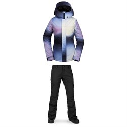Volcom Bolt Insulated Jacket ​+ Volcom Bridger Insulated Pants - Women's