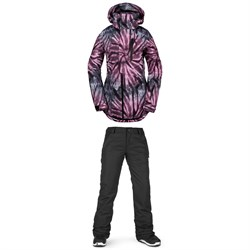 Volcom Pine 2L TDS Jacket ​+ Frochickie Insulated Pants - Women's