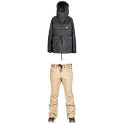 L1 Prowler Anorak ​+ Heartbreaker Twill Pants - Women's