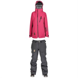 L1 Nightwave Jacket + Cosmic Age Pants - Women's