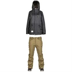 L1 Anwen Jacket + Apex Pants - Women's