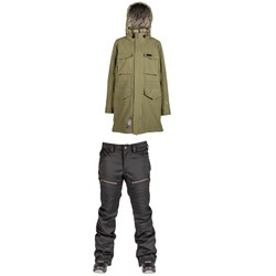 L1 Ranger Jacket ​+ Apex Pants - Women's