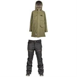 L1 Ranger Jacket + Apex Pants - Women's