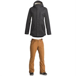 Airblaster Nicolette Jacket ​+ My Brother's Pants - Women's