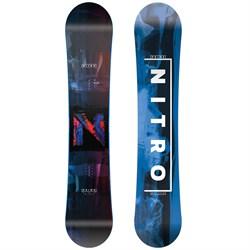 Nitro Prime Overlay Snowboard