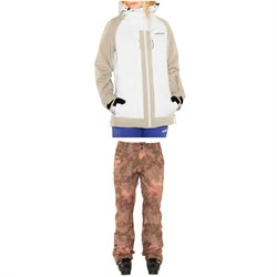 Armada Stadium Insulated Jacket ​+ Lenox Insulated Pants - Women's
