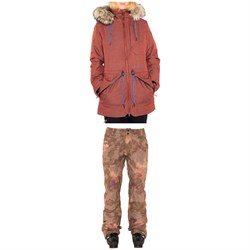 Armada Lynx Insulated Jacket ​+ Lenox Insulated Pants - Women's