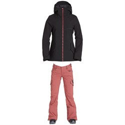 Billabong Eclipse Jacket ​+ Billabong Nela Pants - Women's
