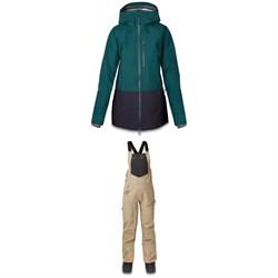 Dakine Beretta GORE-TEX 3L Jacket + Dakine Beretta GORE-TEX 3L Bibs - Women's