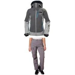 Helly Hansen Odin Mountain Softshell Jacket + Pants - Women's