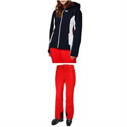 Helly Hansen Majestic Warm Jacket ​+ Helly Hansen Legendary Insulated Pants - Women's