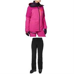 Helly Hansen Powchaser LifaLoft™ Jacket + Helly Hansen Legendary Insulated Pants - Women's