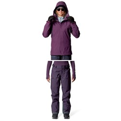 Houdini D Jacket ​+ Houdini Purpose Pants - Women's
