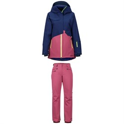 Marmot Ventina Jacket ​+ Marmot Slopestar Pants - Women's