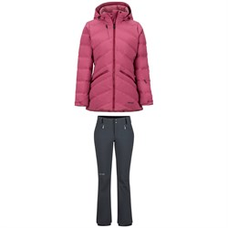 Marmot Val D'Sere Jacket ​+ Marmot Kate Pants - Women's