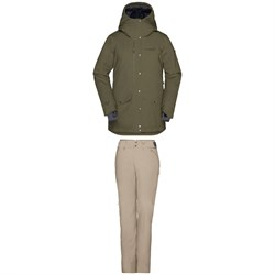 Norrona Roldal GORE-TEX Insulated Parka + Pants - Women's