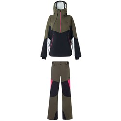 Oakley Phoenix 2.0 Shell 3L 15K Jacket ​+ Oakley Phoenix 2.0 Shell 3L 15K Pants - Women's