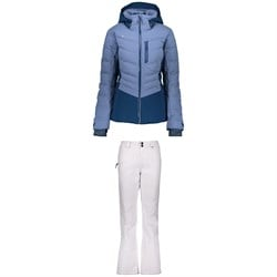 Obermeyer Cosima Down Jacket ​+ Obermeyer Malta Pants - Women's