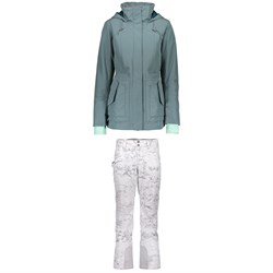 Obermeyer Liberta Jacket ​+ Obermeyer Malta Pants - Women's