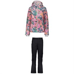 Obermeyer Jette Jacket ​+ Obermeyer Malta Pants - Women's