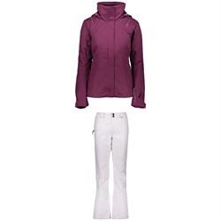 Obermeyer Tetra System Jacket ​+ Obermeyer Malta Pants - Women's