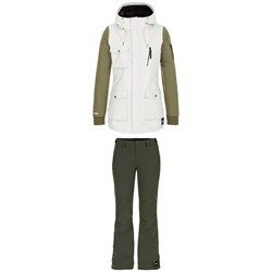 O'Neill Cylonite Jacket ​+ O'Neill Spell Pants - Women's