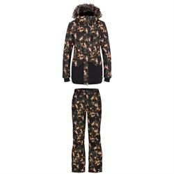 O'Neill PW Zeolite Jacket + Glamour Pants - Women's