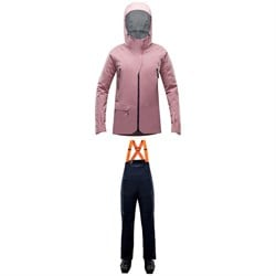 Orage Zenith Jacket ​+ Cliff Bibs - Women's