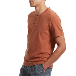 Toad & Co Primo Short-Sleeve Henley Shirt