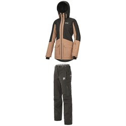 Picture Organic Mineral Jacket ​+ Exa Pants - Women's