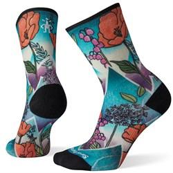 Smartwool PhD® Pro Endurance Print Crew Socks - Women's
